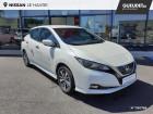 Nissan Leaf 150ch 40kWh Acenta 19.5 Blanc à Le Havre 76