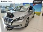 Nissan Leaf 150ch 40kWh Acenta 19.5 Gris à Évreux 27