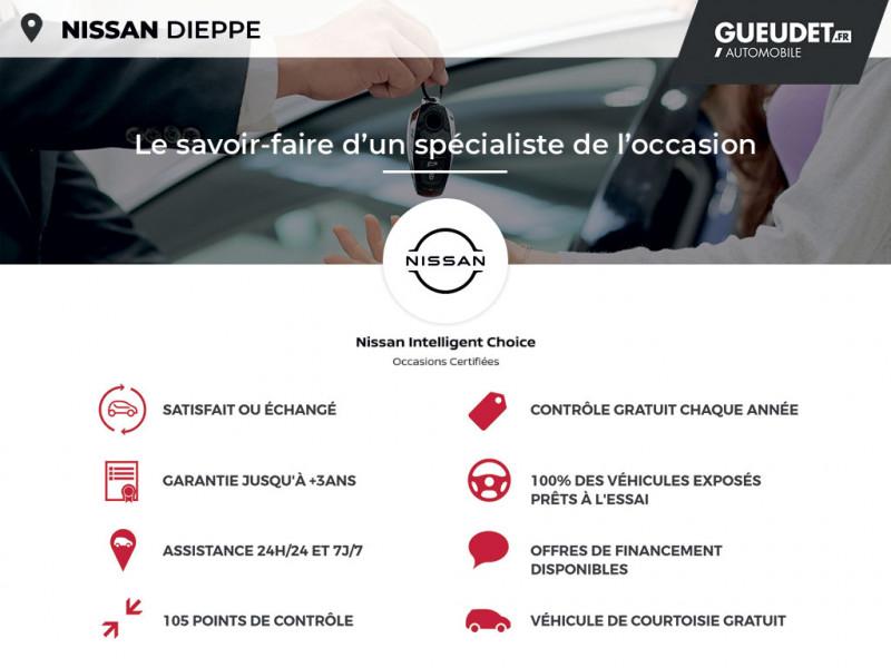 Nissan Leaf 150ch 40kWh Acenta 2018 Blanc occasion à Dieppe - photo n°14