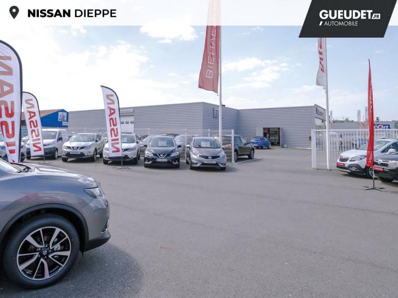 Nissan Leaf 150ch 40kWh Acenta 2018 Blanc occasion à Dieppe - photo n°13