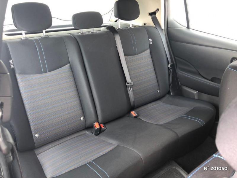 Nissan Leaf 150ch 40kWh Acenta 2018 Blanc occasion à Dieppe - photo n°5