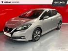 Nissan Leaf 150ch 40kWh Acenta Gris à Amiens 80