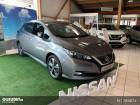 Nissan Leaf 150ch 40kWh N-Connecta 19.5 Gris à Rouen 76