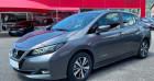 Nissan Leaf 150ch 40kWh N-Connecta 19 Gris à LA RAVOIRE 73
