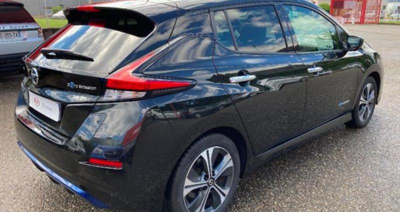 Nissan Leaf 150ch 40kWh N-Connecta 2018 Noir occasion à LA RAVOIRE - photo n°5