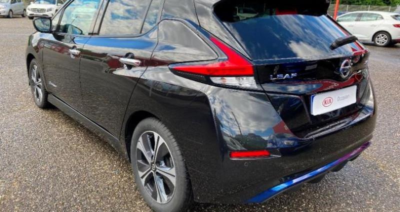 Nissan Leaf 150ch 40kWh N-Connecta 2018 Noir occasion à LA RAVOIRE - photo n°4