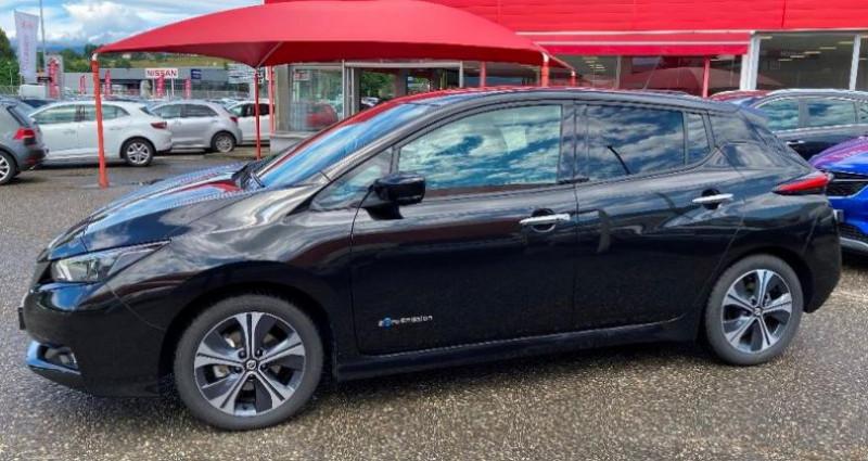 Nissan Leaf 150ch 40kWh N-Connecta 2018 Noir occasion à LA RAVOIRE - photo n°3