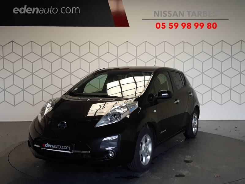 Nissan Leaf 2017 Electrique 30kWh Acenta Noir occasion à Tarbes