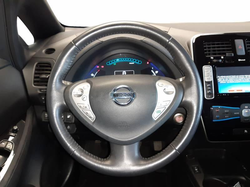 Nissan Leaf 2017 Electrique 30kWh Acenta Noir occasion à Tarbes - photo n°10