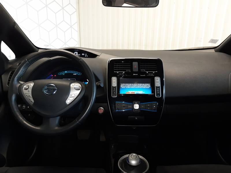 Nissan Leaf 2017 Electrique 30kWh Acenta Noir occasion à Tarbes - photo n°9
