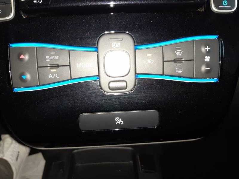 Nissan Leaf 2017 Electrique 30kWh Acenta Noir occasion à Tarbes - photo n°16