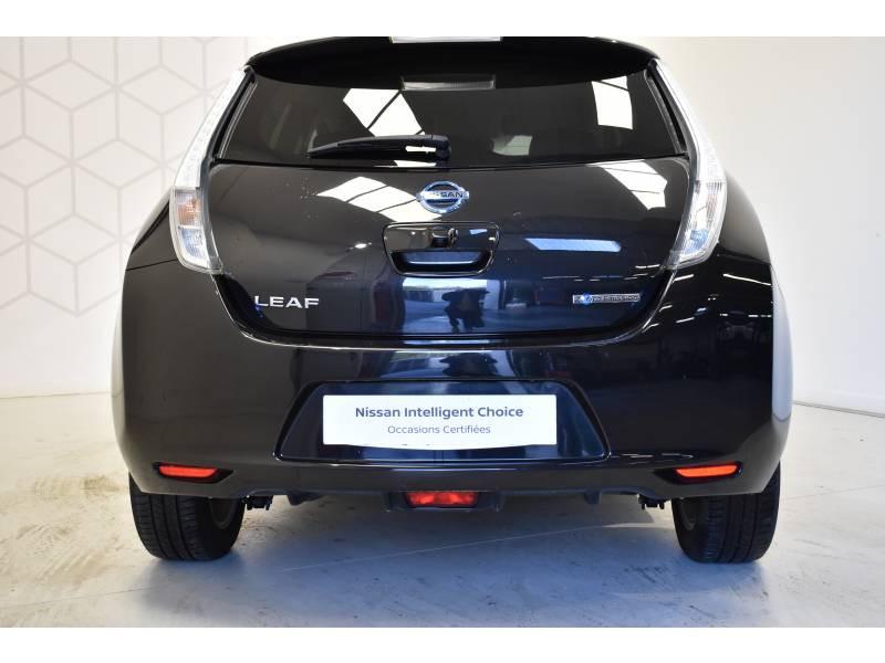 Nissan Leaf 2017 Electrique 30kWh Acenta Noir occasion à Limoges - photo n°13