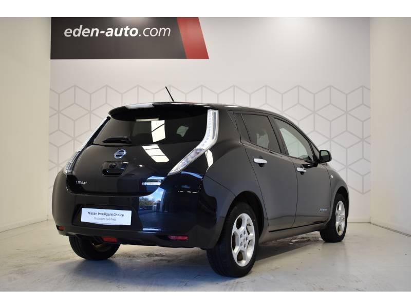 Nissan Leaf 2017 Electrique 30kWh Acenta Noir occasion à Limoges - photo n°12