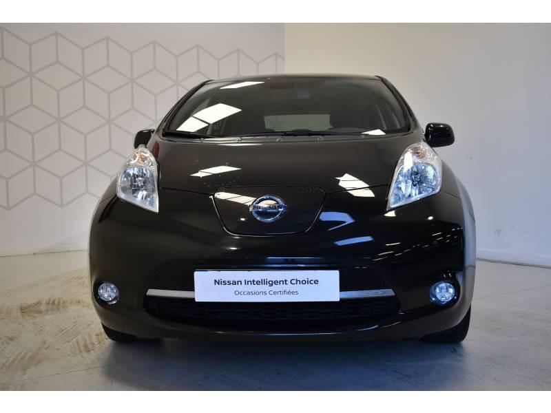 Nissan Leaf 2017 Electrique 30kWh Acenta Noir occasion à Limoges - photo n°2