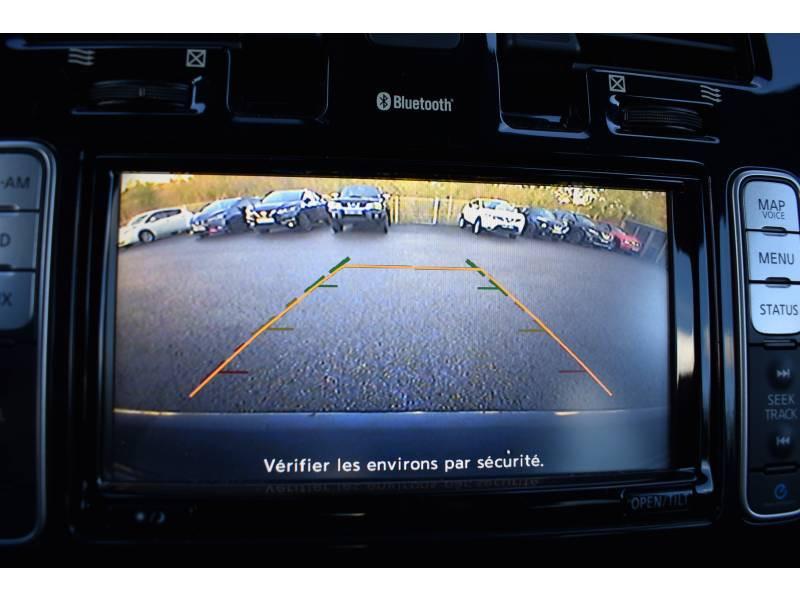 Nissan Leaf 2017 Electrique 30kWh Acenta Noir occasion à Limoges - photo n°11
