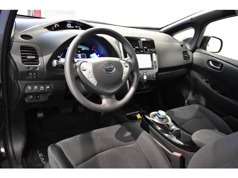 Nissan Leaf 2017 Electrique 30kWh Acenta Noir occasion à Limoges - photo n°5