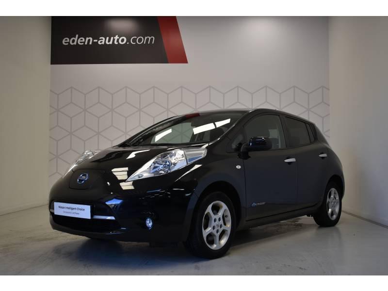 Nissan Leaf 2017 Electrique 30kWh Acenta Noir occasion à Limoges