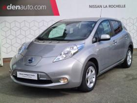 Nissan Leaf occasion à Angoulins