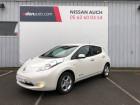 Nissan Leaf 2017 Electrique 30kWh Acenta Blanc à Auch 32