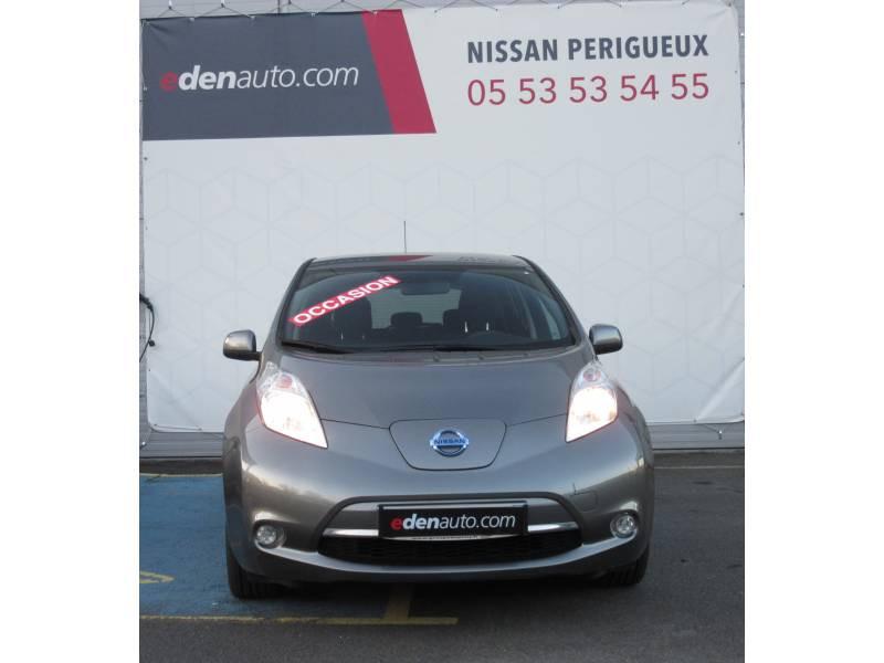Nissan Leaf 2017 Electrique 30kWh Acenta Gris occasion à Périgueux - photo n°4