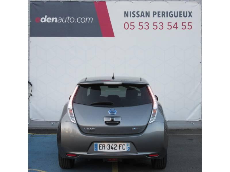Nissan Leaf 2017 Electrique 30kWh Acenta Gris occasion à Périgueux - photo n°3