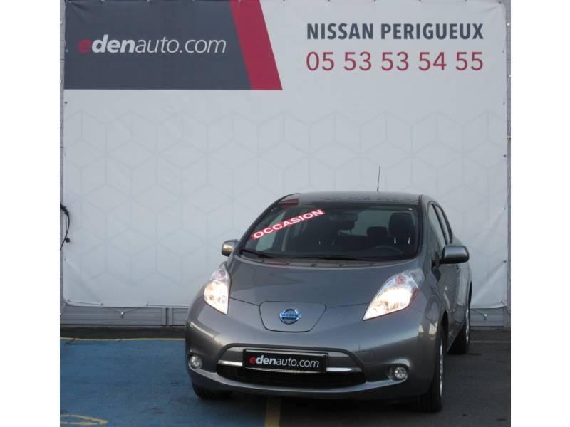 Nissan Leaf 2017 Electrique 30kWh Acenta Gris occasion à Périgueux
