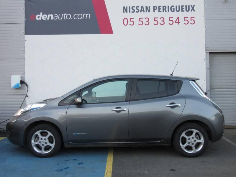Nissan Leaf 2017 Electrique 30kWh Acenta Gris occasion à Périgueux - photo n°2
