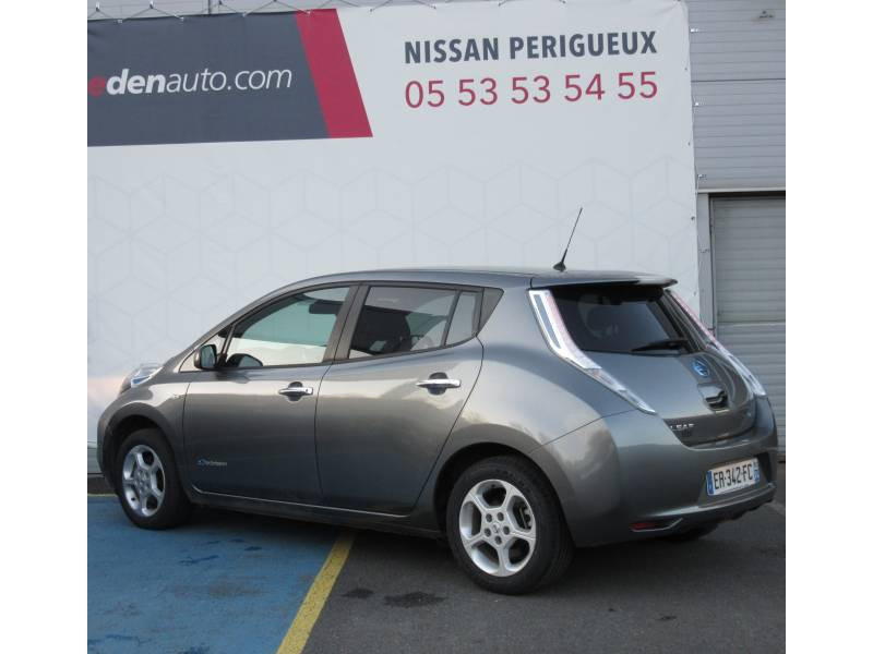 Nissan Leaf 2017 Electrique 30kWh Acenta Gris occasion à Périgueux - photo n°5