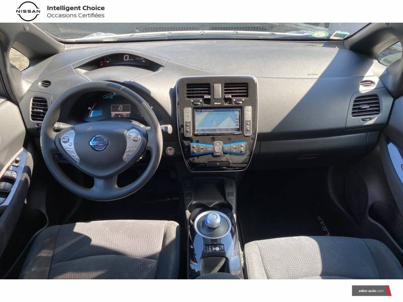 Nissan Leaf 2017 Electrique 30kWh Acenta Blanc occasion à Chauray - photo n°9