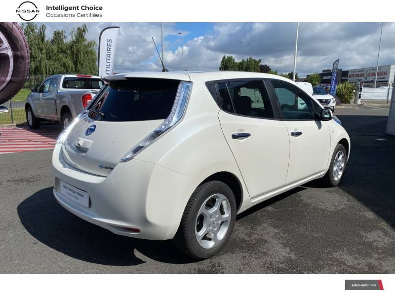 Nissan Leaf 2017 Electrique 30kWh Acenta Blanc occasion à Chauray - photo n°17