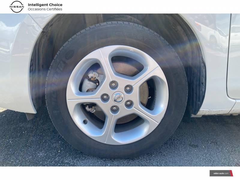 Nissan Leaf 2017 Electrique 30kWh Acenta Blanc occasion à Chauray - photo n°5