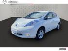 Nissan Leaf 2017 Electrique 30kWh Acenta Blanc à Chauray 79
