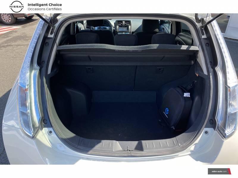 Nissan Leaf 2017 Electrique 30kWh Acenta Blanc occasion à Chauray - photo n°15