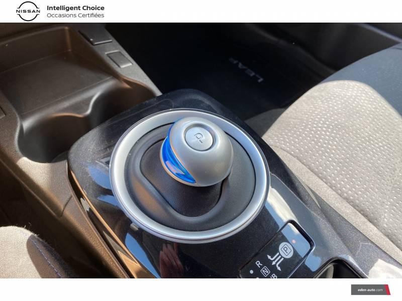 Nissan Leaf 2017 Electrique 30kWh Acenta Blanc occasion à Chauray - photo n°13