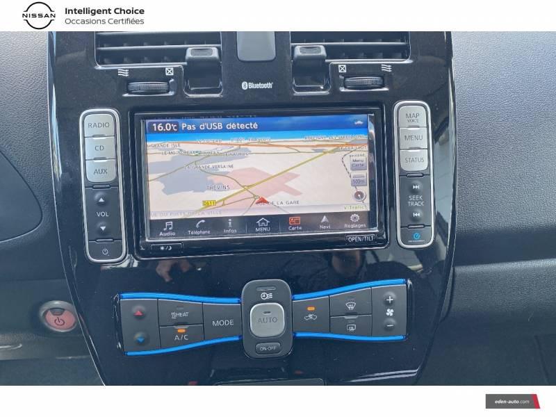 Nissan Leaf 2017 Electrique 30kWh Acenta Gris occasion à Chauray - photo n°11