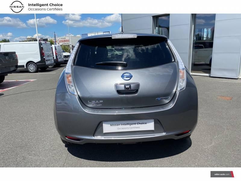 Nissan Leaf 2017 Electrique 30kWh Acenta Gris occasion à Chauray - photo n°4