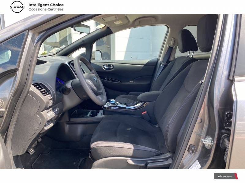 Nissan Leaf 2017 Electrique 30kWh Acenta Gris occasion à Chauray - photo n°6