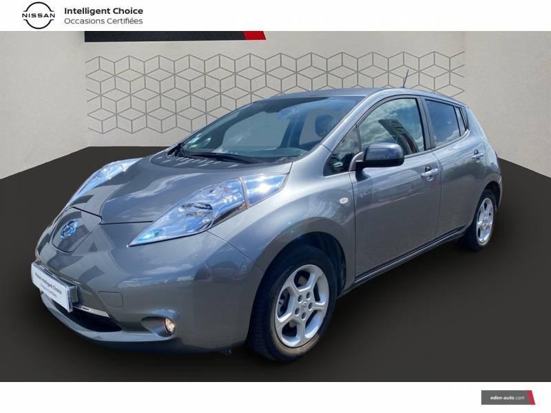 Nissan Leaf 2017 Electrique 30kWh Acenta Gris occasion à Chauray