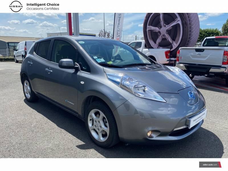 Nissan Leaf 2017 Electrique 30kWh Acenta Gris occasion à Chauray - photo n°16