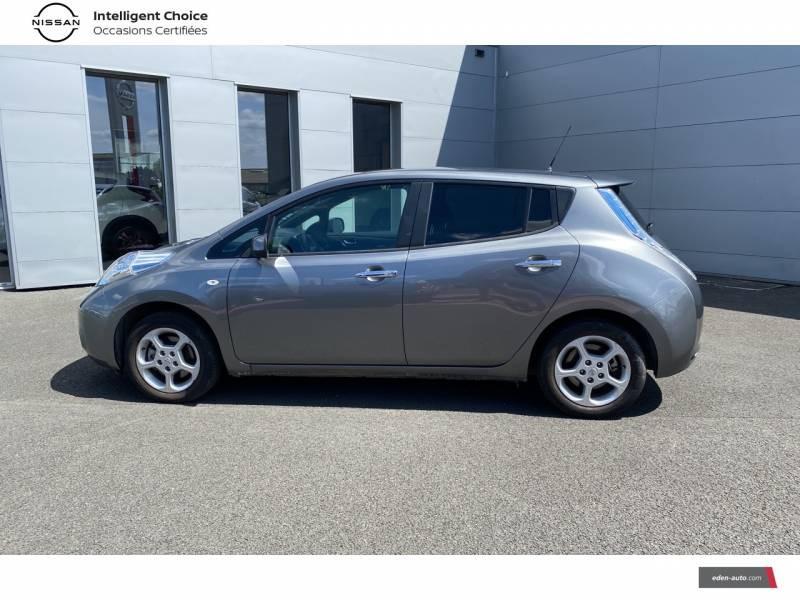 Nissan Leaf 2017 Electrique 30kWh Acenta Gris occasion à Chauray - photo n°3