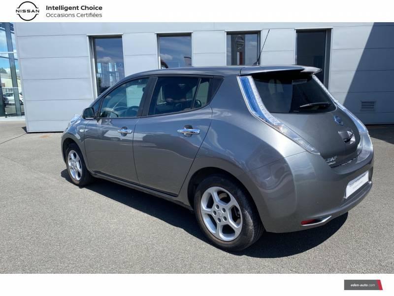 Nissan Leaf 2017 Electrique 30kWh Acenta Gris occasion à Chauray - photo n°7