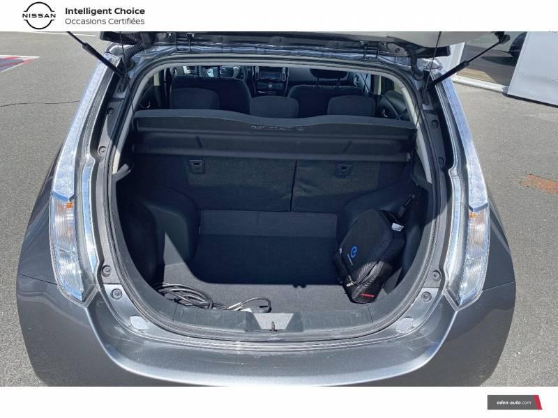 Nissan Leaf 2017 Electrique 30kWh Acenta Gris occasion à Chauray - photo n°15