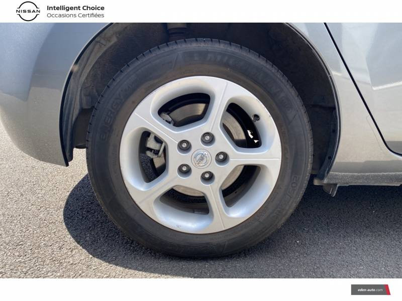 Nissan Leaf 2017 Electrique 30kWh Acenta Gris occasion à Chauray - photo n°5