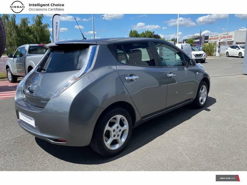 Nissan Leaf 2017 Electrique 30kWh Acenta Gris occasion à Chauray - photo n°17