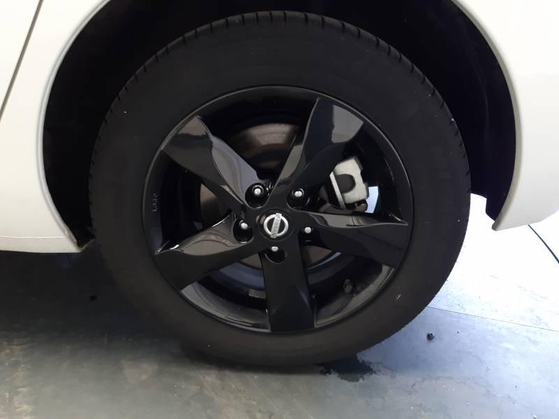 Nissan Leaf 2017 Electrique 30kWh Black Edition Blanc occasion à Tarbes - photo n°20