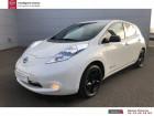 Nissan Leaf 2017 Electrique 30kWh Black Edition Blanc à Chauray 79