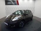 Nissan Leaf 2017 Electrique 30kWh Tekna Marron à LONS 64