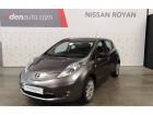 Nissan Leaf 2017 Electrique 30kWh Visia Gris à Royan 17