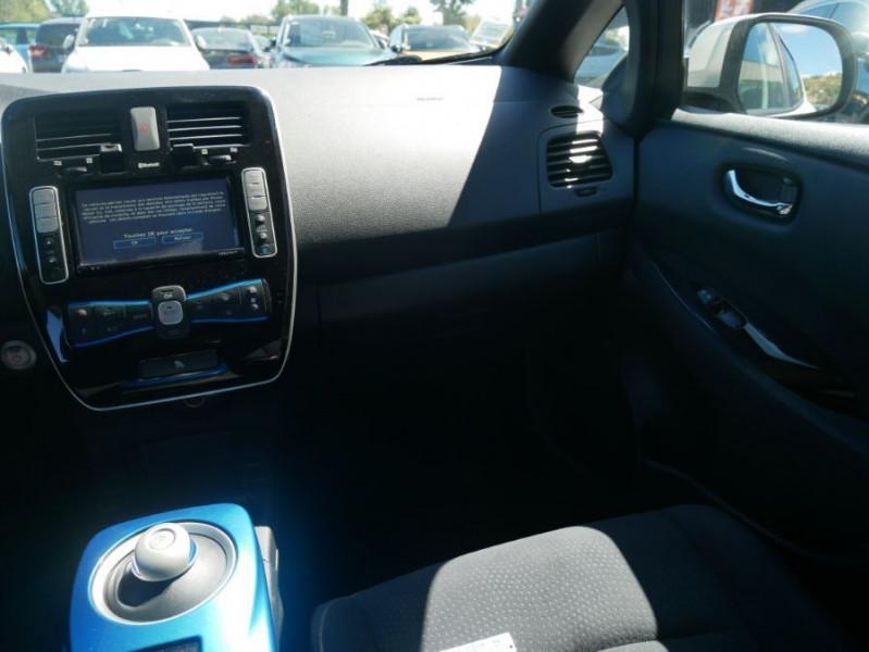 Nissan Leaf 24KWH DESIGN EDITION Panneau Solaire Blanc occasion à Toulouse - photo n°13