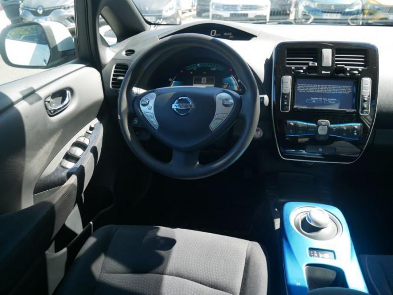 Nissan Leaf 24KWH DESIGN EDITION Panneau Solaire Blanc occasion à Toulouse - photo n°12
